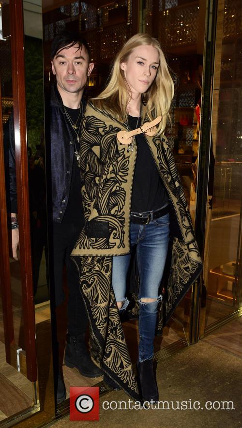 Louis Vuitton and Mary Charteris 10
