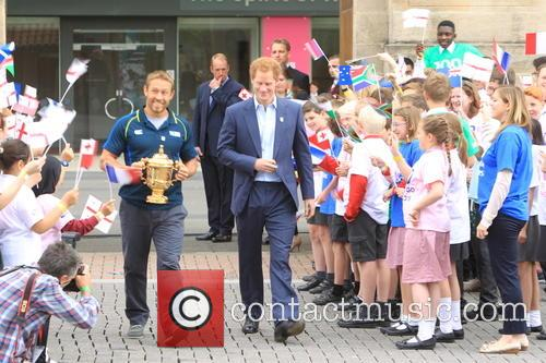 Jonny Wilkinson and Prince Harry 3