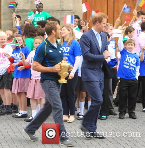 Jonny Wilkinson and Prince Harry 4