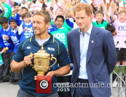 Jonny Wilkinson and Prince Harry 1