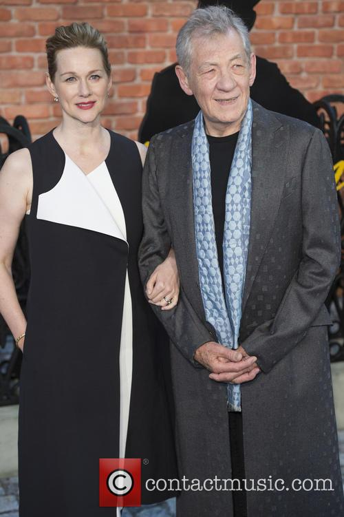 Laura Linney and Ian Mckellen 10