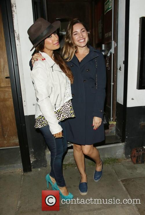 Preeya Khalidas and Kelly Brook 4