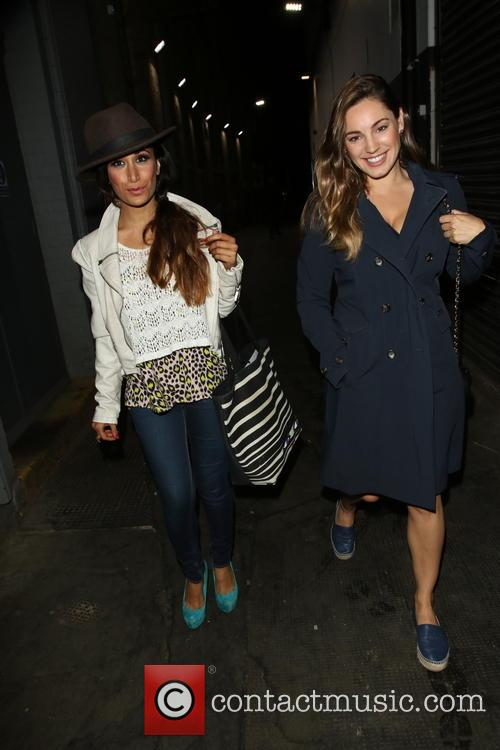 Preeya Khalidas and Kelly Brook 6