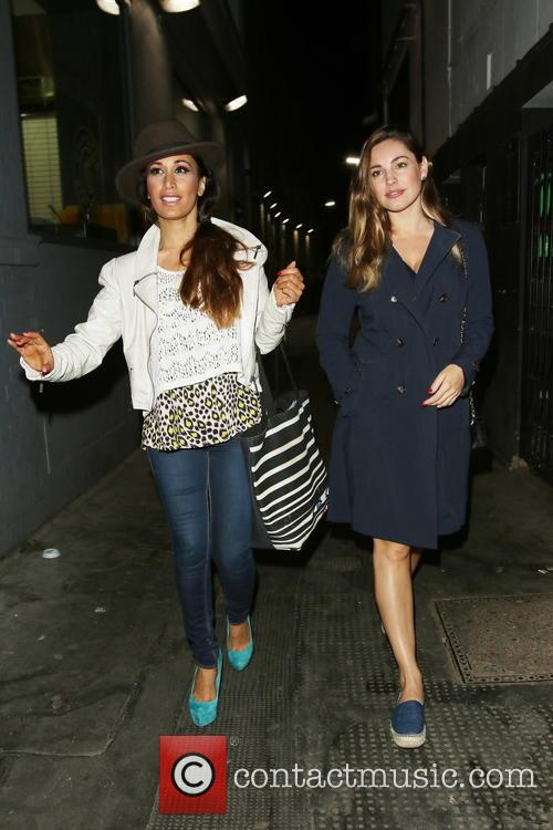 Preeya Khalidas and Kelly Brook 8