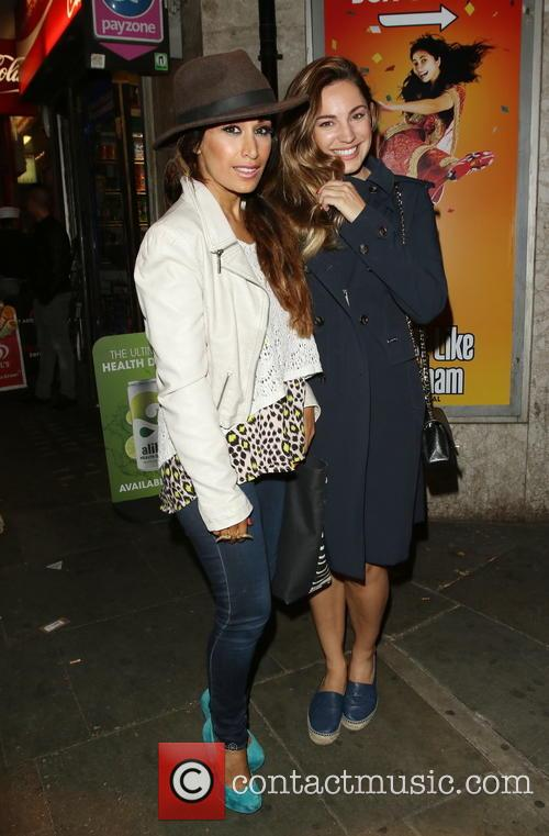 Preeya Khalidas and Kelly Brook 10