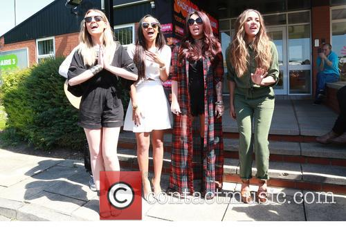 Little Mix, Perrie Edwards, Leigh Anne Pinnock, Jesy Nelson and Jade Thirwall 4