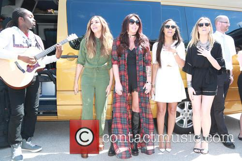 Little Mix, Perrie Edwards, Leigh Anne Pinnock, Jesy Nelson and Jade Thirwall 1