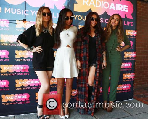 Little Mix, Perrie Edwards, Jesy Nelson, Leigh Pinnock and Fade Thirwall 5
