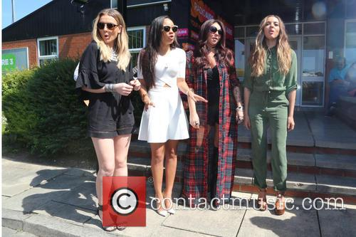 Little Mix, Perrie Edwards, Jesy Nelson, Leigh Pinnock and Fade Thirwall 1