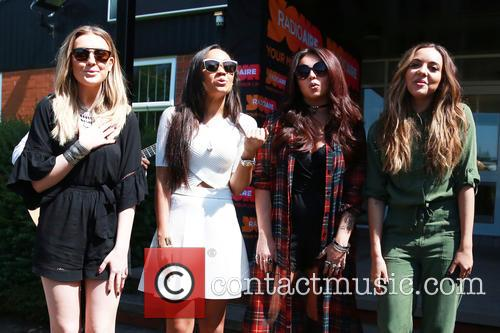 Little Mix, Perrie Edwards, Jesy Nelson, Leigh Pinnock and Fade Thirwall 6