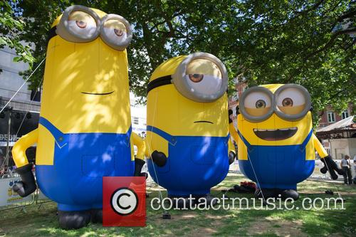 Minions Kevin, Stuart and Bob 1