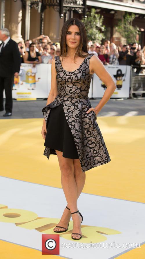 Sandra Bullock 9