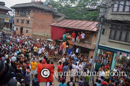 Nepal Festival Weeks After and Earthquake 4