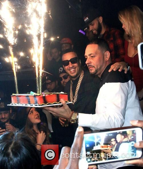French Montana and James Cruz 2