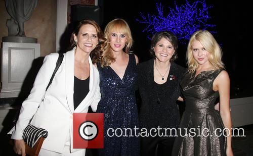 Amy Landecker, Zachary Drucker, Karen Dixon and Renee Olstead 2