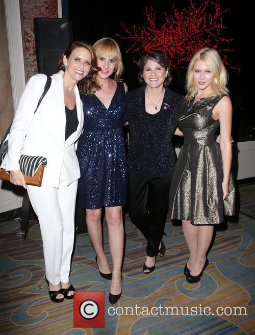 Amy Landecker, Zachary Drucker, Karen Dixon and Renee Olstead 3