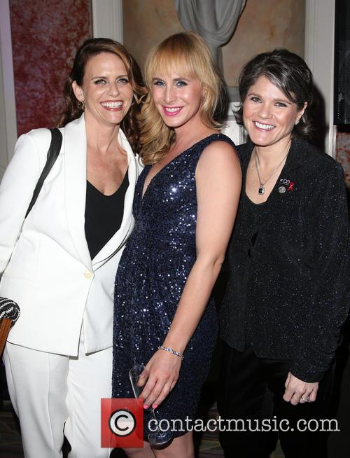 Amy Landecker, Zachary Drucker and Karen Dixon 4