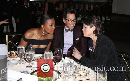 Aisha Tyler, Dan Bucatinsky and Karen Dixon 8