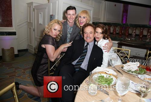 Zachary Drucker, Amy Landecker, Bradley Whitford and Guests 2