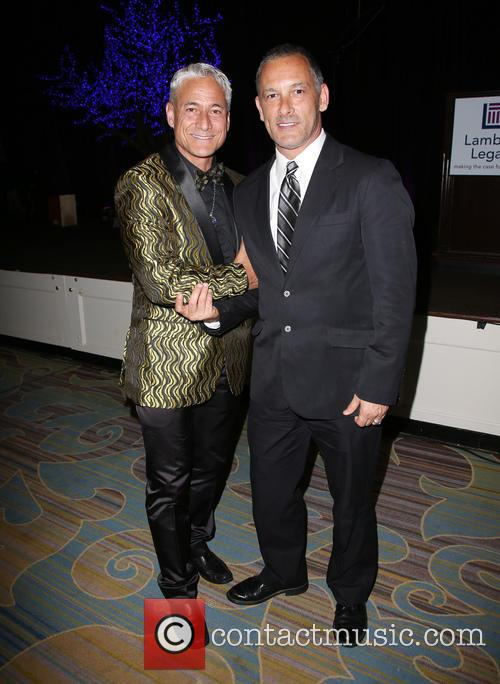 Greg Louganis and Johnny Chaillot 2