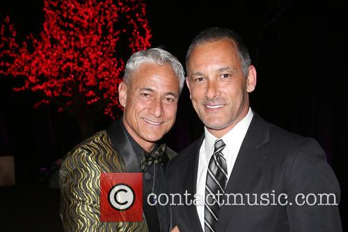 Greg Louganis and Johnny Chaillot 4
