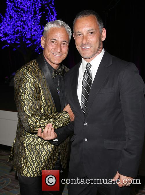 Greg Louganis and Johnny Chaillot 5
