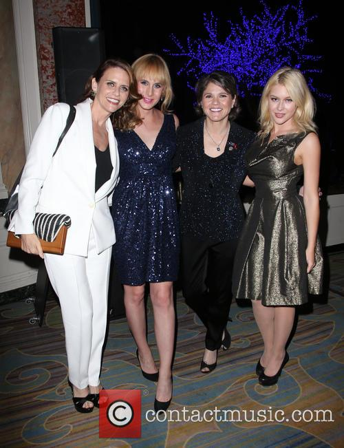 Amy Landecker, Zachary Drucker, Karen Dixon and Renee Olstead 10