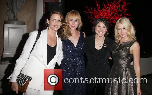Amy Landecker, Zachary Drucker, Karen Dixon and Renee Olstead 11