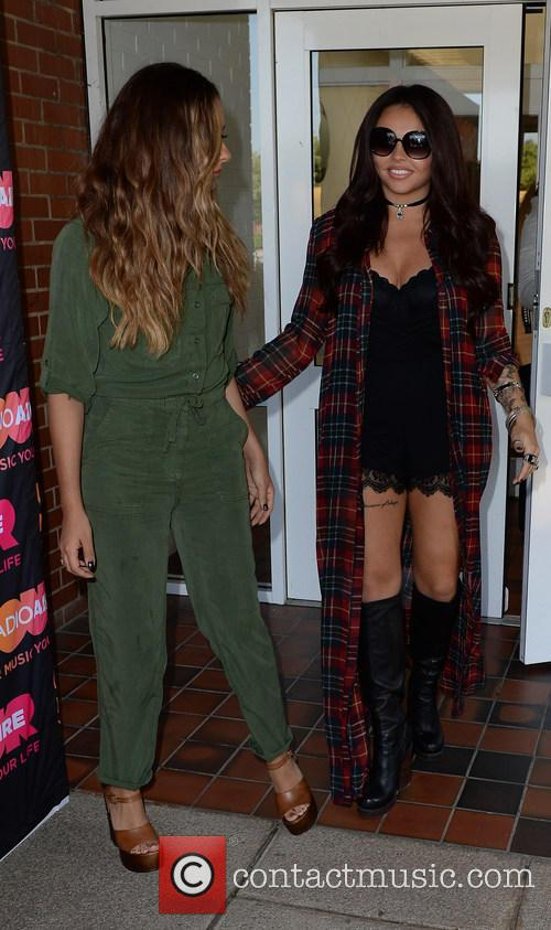 Jade Thirwall and Jesy Nelson 3