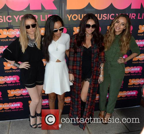 Perrie Edwards, Leigh Anne Pinnock, Jesy Nelson and Jade Thirwall 4