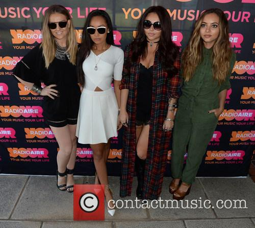 Perrie Edwards, Leigh Anne Pinnock, Jesy Nelson and Jade Thirwall 5