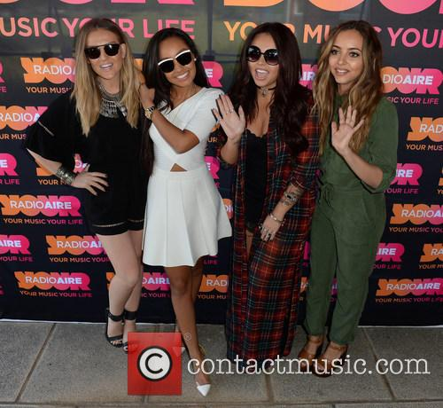 Perrie Edwards, Leigh Anne Pinnock, Jesy Nelson and Jade Thirwall 8