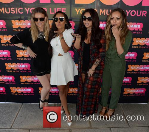 Perrie Edwards, Leigh Anne Pinnock, Jesy Nelson and Jade Thirwall 1