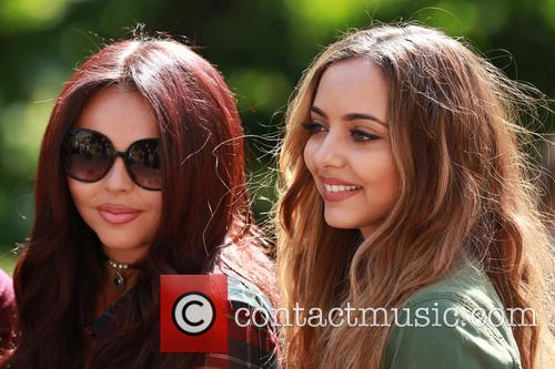 Little Mix, Jesy Nelson and Jade Thirwall 9
