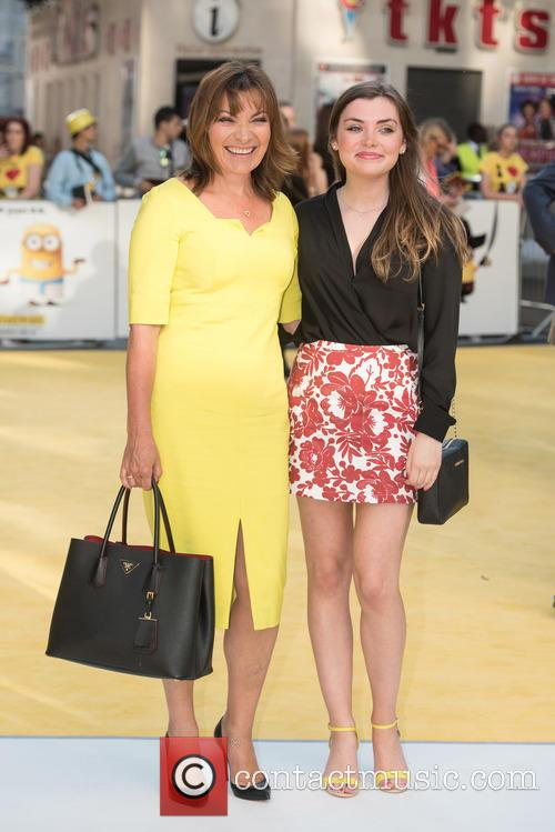 Lorraine Kelly and Rosie Smith 3