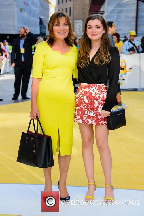 Lorraine Kelly and Rosie Smith 5