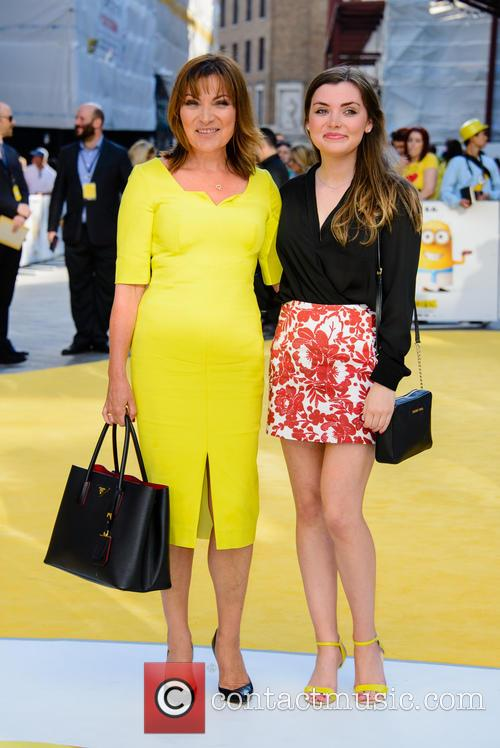 Lorraine Kelly and Rosie Smith 7