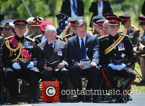 Atmosphere, Prince Harry and David Cameron 9