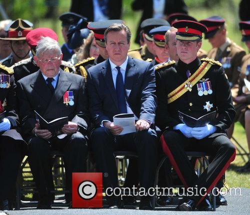 Atmosphere, Prince Harry and David Cameron 10