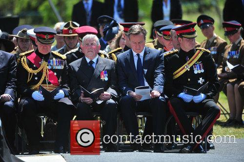 Atmosphere, Prince Harry and David Cameron 11