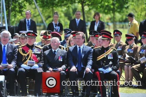 Hrh Prince Harry and David Cameron 5