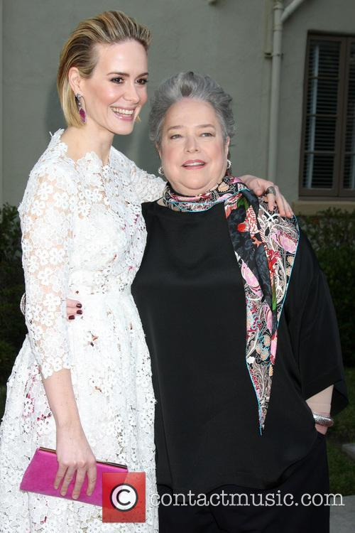 Sarah Paulson and Kathy Bates 6