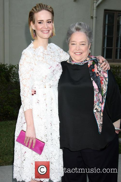 Sarah Paulson and Kathy Bates 7