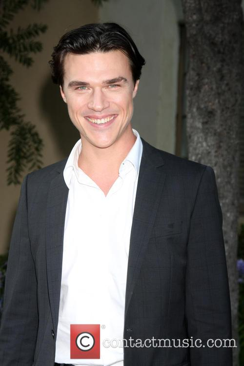 Finn Wittrock at an American Horror Story: Freak Show screening