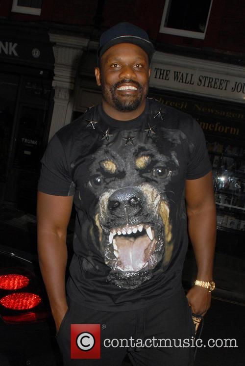 Firehouse and Dereck Chisora 1
