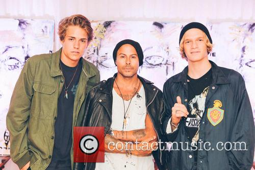 Cody Simpson and Louis Carreon 3