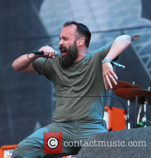 Neil Fallon and Clutch 2