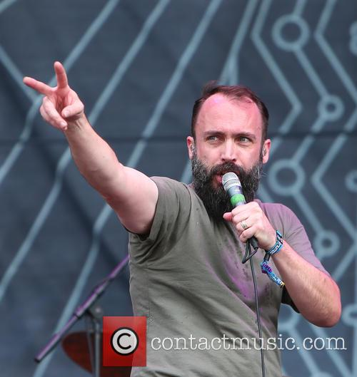 Neil Fallon and Clutch 9