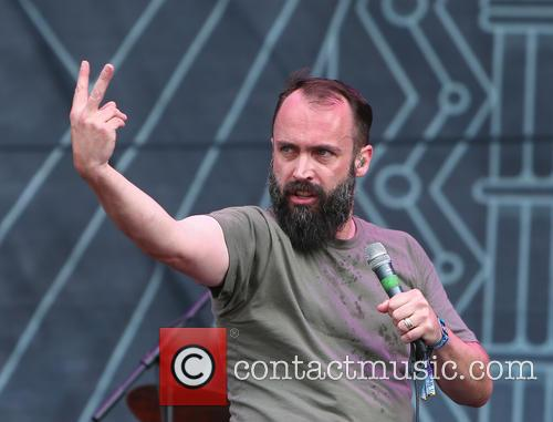 Neil Fallon and Clutch 10