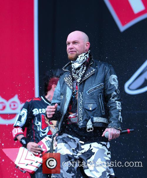 Ivan Moody and Five Finger Death Punch 3